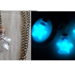 Glow in the dark Wishing Necklace